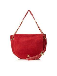 Lena Erziak Women's Morgan Shoulder Bag, Red, http://www.myhabit.com/ref=cm_sw_r_pi_mh_i?hash=page%3Dd%26dept%3Dwomen%26sale%3DA3LYB6YNPSBKBR%26asin%3DB0090XDHZ8%26cAsin%3DB0090XDHZ8