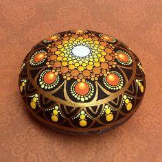 Mandala Stone Large