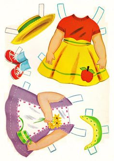 Paper Dolls~Hello Patti - Bonnie Jones - Picasa Webalbum
