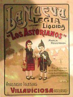 """Lejía """"Los Asturianos"""""""