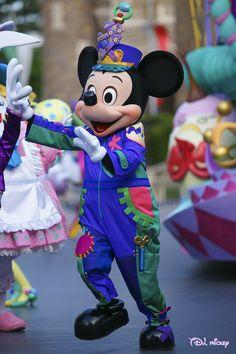 Disney sea Mickey