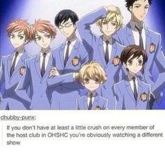Who Does Haruhi Belong With? Ouran High School Host Club