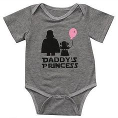 Cheap daddys princess, Buy Quality baby girl daddy directly from China princess bodysuit Suppliers: Cute Newborn Baby Girl daddy's princess Letter Print Bodysuit Short Sleeve Jumpsuit Clothes Outfits Summer Style Cute Newborn Baby Girl, Baby Girl Romper, Baby Bodysuit, Baby Girls, Baby Onesie, Girls Fit, Toddler Outfits, Baby Boy Outfits, Newborn Outfits