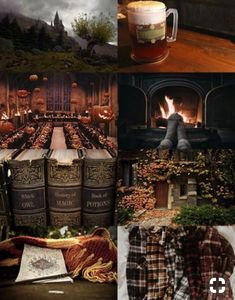 autumn with harry potter references! What could be better?Cozy autumn with harry potter references! What could be better? Slytherin, Hogwarts, Folklore, Harry Potter References, Fall Inspiration, Autumn Aesthetic, Aesthetic Collage, Autumn Cozy, Fall Season