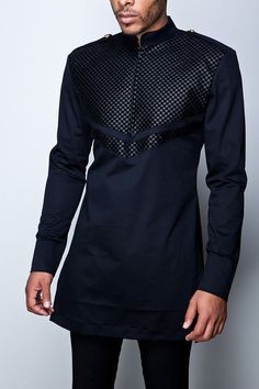African fashion is available in a wide range of style and design. Whether it is men African fashion or women African fashion, you will notice. African Shirts For Men, African Dresses Men, African Clothing For Men, African Wear, African Attire, Nigerian Men Fashion, African Print Fashion, Fashion Prints, Fashion Design