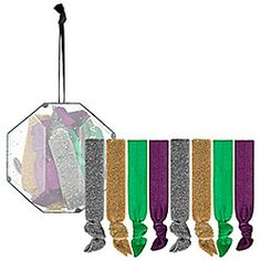 SEPHORA COLLECTION - Deck The Halls with Ribbon Hair Ties   #sephora
