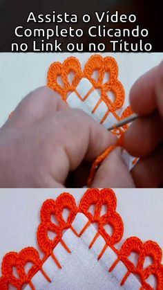 Crochet Border Patterns, Crochet Coaster Pattern, Crochet Lace Edging, Crochet Cross, Baby Knitting Patterns, Embroidery Patterns, Crochet Decoration, Crochet Videos, Crochet Basics