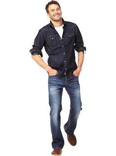 Look Masculino Jeans com Jeans Cool Way Dudes Modernos - Tudo o que um dude moderno precisa saber pra viver. Com estilo, é claro.