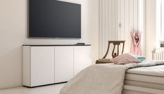 Introducing the Low Profile Wall Cabinets from Salamander Designs - the most sleek, elegant furniture solutions for integrating technology into any room or décor. CORE trends company - Salamander Design distributor in Poland