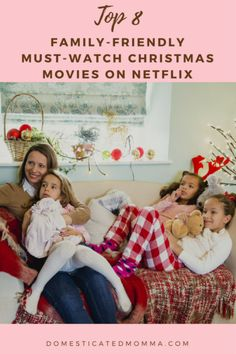 'Tis the season to snuggle up with the family & enjoy the holidays. Unwind & watch these Family-Friendly Must-Watch Christmas Movies on Netflix. Watch Christmas Movies, Tis The Season, Snuggles, Friends Family, Netflix, Holidays, Couple Photos, Blog, Amp