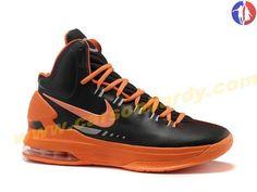 Black Orange Nike Zoom KD V