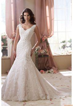Vestidos de noiva Mon Cheri 114271 Sybil David Tutera 2014