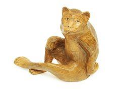 1960s Folk Art Papier Mache Monkey http://www.fearsandkahn.co.uk/papermonkey.htm