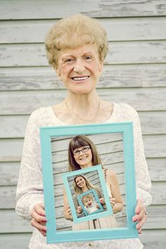 Quickie tutorial on how to create a four generation photo of your own! So easy you will laugh!