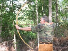 Bundle Bow -- A bundle bow is a bow that is made by bundling several sticks together. The great thing about a bundle bow is that it requires absolutely no bow making experience to build one