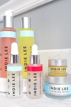 Indie Lee on Starting Her Natural Skincare Line, the Squalane Oil Trend and More   Beautyeditor