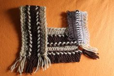 Crochet con horquilla