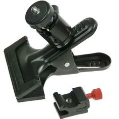 ePhoto Portable Swivel Flash Clamp with Hot Shoe Mount Flash Adapter by ePhotoInc H6804HS by ePhoto. $13.99. ePhoto H6604SH flash clamp holders clamp onto almost anything, and are designed to support a wide variety of photographic accessories like Nikon, Canon flashes. The heavy-duty spring clamp, meanwhile, is outfitted with rubber pads that deliver a no-slip grip protecting the clamped surface.   Package including 1 x Swivel Clamp 1 x Hotshoe adapter
