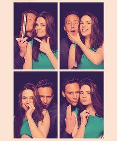 Tom Hiddleston, Hayley Atwell