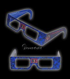 CDGLS ChromaDepth 3D Glasses - Single Pair