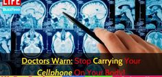 Doctors Warn: Stop Carrying Cellphone on Your Body! Why Cell Phone Cause Cancer Health Problems http://homeremediestv.com/doctors-warn-stop-carrying-cellphone-on-your-body-why-cell-phone-cause-cancer-health-problems/ #HealthCare #HomeRemedies #HealthTips #Remedies #NatureCures #Health #NaturalRemedies  Why cellphones cause cancer? The possible connection between cellphones and cancer is controversial. Many years worth of studies on cellphones and   Related Post  You Have About 20 Pounds Of…