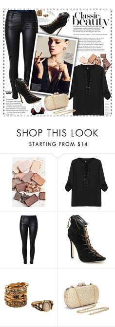 """""""YOINS.COM 8"""" by cindy88 ❤ liked on Polyvore featuring Stila"""