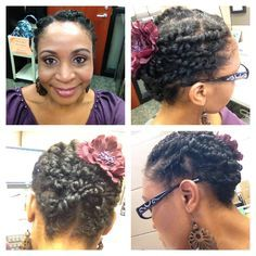 Natural Hairstyles For Work Professional Natural Hairstyles  Google Search  Afro Natural