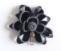 Zipper Pin – Mora Designer Jewelry