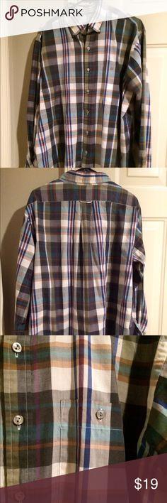 Cotton Button Down Shirt Excellent Condition Shirts Casual Button Down Shirts