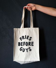 Fries Before Guys To