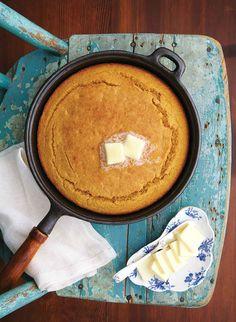 Sweet Potato Cornbread Recipe