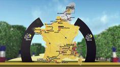 Présentation du tour de France 2015 en 3D : Après Utrecht et les Pays-Bas, le peloton de la 102ème édition traversera la Belgique, mettra le cap sur la Bretagne, se départagera dans les Pyrénées, à l'Alpe-d'Huez mais aussi à Mende. Verdict à Paris, sur les Champs-Elysées.