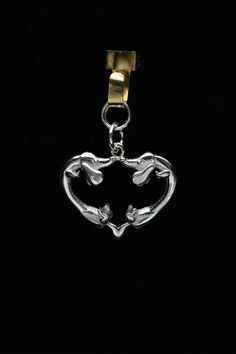 Sterling Silver Dachshund Charm by Donna by DonnaPizarroDesigns