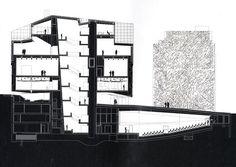 Caixa Forum, Herzog & De Meuron, Madrid