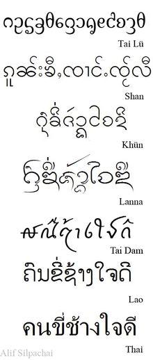 Tai languages - Wikipedia, the free encyclopedia