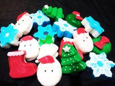 6 Pcs Christmas Holiday Theme Stocking Stuffers by Diutobaby