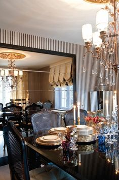 My Dream Home, Sweet Home, Table Settings, Decoration, Interior Ideas, Dining Rooms, Concept, King, Spaces