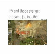 Hahahaha. And Jimin will save them.