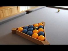 The new Farmhouse Rollover was designed with your home in mind. Offering a unique and modern touch to any space with the comfort to rollover and play when you like. Diy Pool Table, Pool Table Dining Table, Pool Table Room, Pool Tables, Dining Table Design, Basement Bar Designs, Home Bar Designs, Basement Ideas, Pool Table Accessories