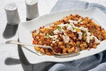 Mark Bittman cooks ratatouille, the more-difficult-to-pronounce-than-make dish of summer vegetables.