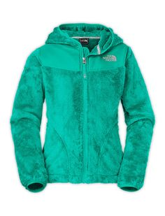Girls' North Face Oso Hoodie | Free Shipping | The North Face® on Wanelo