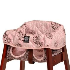 Balboa Baby® High Chair Cover in Pink Camellia - buybuyBaby.com  sc 1 st  Pinterest & Balboa Baby Car Seat Canopies Pink Camellia | Best Infant Car ...