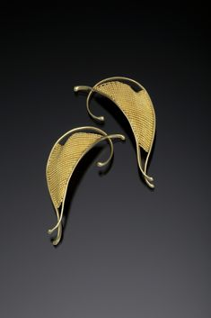 mary Lee Hu : Twined 18K and 22K gold