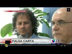 Cuba Am.TeVé y Univisión: José Daniel Ferrer y Rafael Vilchesdenuncian maniobra del régimen conuna carta falsa para desviar la…