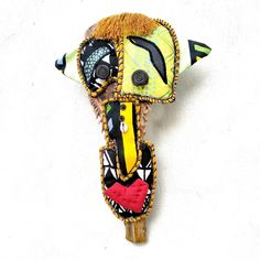 &Banana handmade African jewelry & crafts store, established in 1998 and positioned at the foot of the scenic Chapman's Peak Drive in Hout Bay, Cape Town, South Africa. Cute Penguins, African Masks, African Jewelry, Craft Stores, Jewelry Crafts, Carving, Textiles, Hand Painted, Instagram Posts