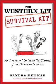 The Western Lit Survival Kit, Sandra Newman.
