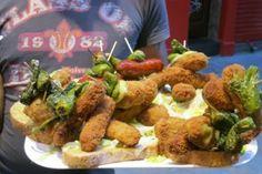 Tapas Portuguese Food, Portuguese Recipes, Tapas, Spanish Culture, Andalucia, Barcelona, Spain, Appetizers, Snacks