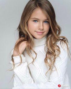 Model: Jessica Shapira @shapirajessica 9 y.o. Russia 🇷🇺
