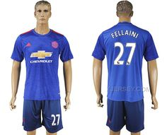 http://www.xjersey.com/201617-manchester-united-27-fellaini-away-soccer-jersey.html 2016-17 MANCHESTER UNITED 27 FELLAINI AWAY SOCCER JERSEY Only 33.11€ , Free Shipping!