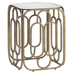 Gabby Furniture Foster Side Table  #laylagrayce #customerfavorite